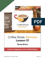 Coffee Break German. Lesson 36.pdf