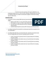 Comanche Fact Sheet