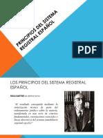 PPT PRINCIPIOS REGISTRALES