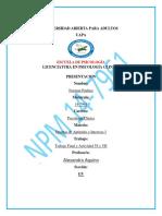 Pruebas de Aptitudes E Intereses Trabajo Final y Actividad 6 y 7.docx