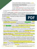 Tema 2 _ Investigación en Personalidad