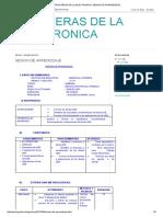 Fronteras de La Electronica_ Sesion de Aprendizaje