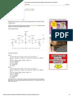 Menghitung Gaya Batang Menggunakan Metode Cremona