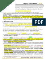 Tema 10 _ El Proceso Adaptativo