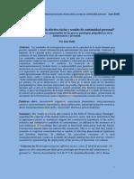 Metarepresentación afectiva tácita y stdo de cont personal.pdf