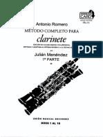 Romero 1 Dúos 1-18