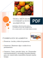 Clase Métodos de Conservación[1]
