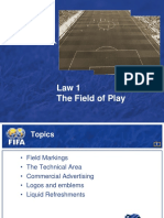 01. Law 1 the Field of Play