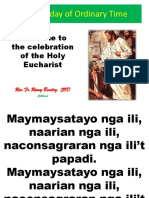 4th Sunday of Ordinary Time