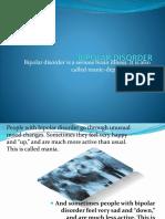 Skill-bipolar Disorder Episode Depression