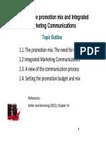 KOTLER 14 COMMUNICATIONS MARKETING