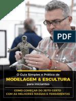 Guia de Modelagem & Esculturas Para Iniciantes