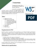 World Wide Web Consortium - Wikipedia, La Enciclopedia Libre