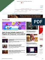 Ilustrada_ Arte, Cultura, Cinema, Moda e Música _ Folha