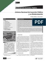 SNIP y su Modernización.pdf