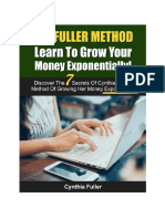 The Fuller Method Learn to Grow Your Money Exponentially 7