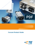 Corcom Product Guide 0611
