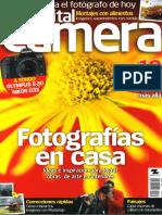 [2009 Marzo] Revista Digital Camera - Fotografías en casa.pdf
