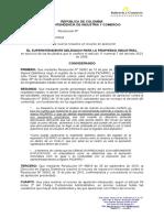 09-047834 PIIZARRO Confirma Negacion Fondo Cl 35