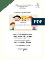 Diagnostico Del Proyecto Socioeducativo