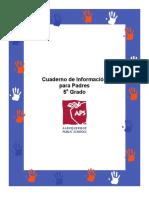 Parent Information 5th grade -spa.pdf