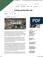 Wahabbism Saudi Arabia and Posion