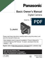 Panasonic Dc-zs70 en Om