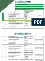 Plano Estudo - Microbiologia Sanitária