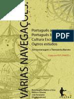 Várias Navegações - Português Arcaico%2C Português Brasileiro%2C Cultura Escrita No Brasil%2C Outros Estudos - Parte 1