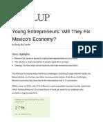 MEXICO - 16.4.29 - GALLUP - Fixing Mexicos Economy