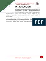 Fuentes, Metodos, Tecnicas e Instrumentos de Recolección de Datos