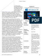Windows 10 - Wikipedia