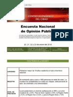 Centro Económico del Cibao | Resumen Ejecutivo Ene-18