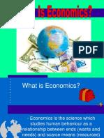 260416421 What is Economics Ppt