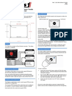 Throttle TWISTER Datasheet CAN