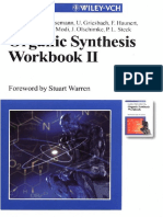 Organic Synthesis Workbook-II