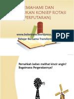 Materi Rotasi Smp Kelas 7 Kurikulum 2013