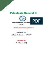 Tarea 4 Psicologia GeneralI