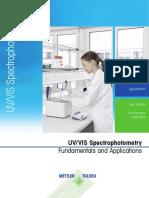 UVVIS SpectrophotometryGuide 09-15