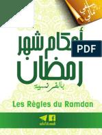 Regles Ramadan