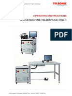 Telsonic Telsosplice 3KW - operating instructions.pdf