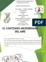 exposicion microbiologia