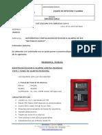Propuesta Tecnica Sistema Deteccion y Alarma Britanico Surco Sistemas y ...