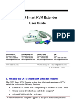 Minicom Cat5 Smart Extender User Guide