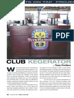 40-47 Club Kegerator