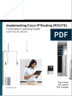 Implementing Cisco IP Routing (ROUTE) Foundation Learning Guide CCNP ROUTE 300-101