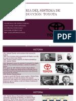 Historia del sistema de producción  Toyota 1.pptx