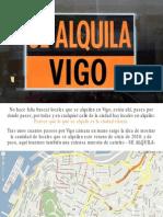 se alquila Vigo