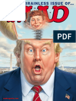 MAD Magazine 540 (2016)