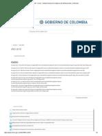 Año 2018 - Invima - Instituto Nacional de Vigilancia de Medicamentos y Alimentos